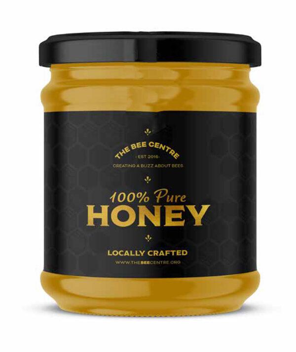 Wildflower honey - Pure, raw Lancashire honey from The Bee Centre