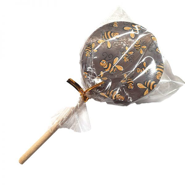 Chocolate Bee Lolly