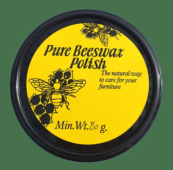 Neutral beeswax polish